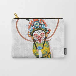 Beijing Opera Character   Monkey King Carry-All Pouch