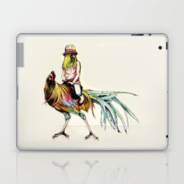 The Artsy Rooster Laptop & iPad Skin