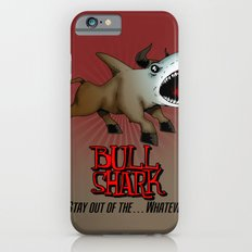 Bull Shark Version 2 Animal Series by RonkyTonk iPhone 6s Slim Case