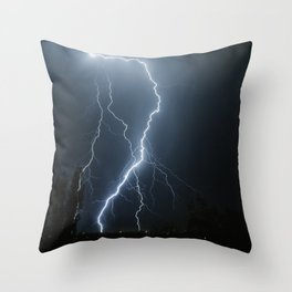 Lighting Throw Pillow