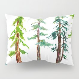 Tall Trees Please Pillow Sham
