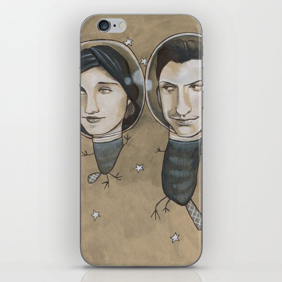 Outer Face iPhone & iPod Skin