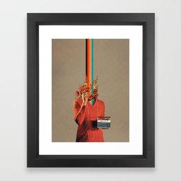 Musicolor Framed Art Print