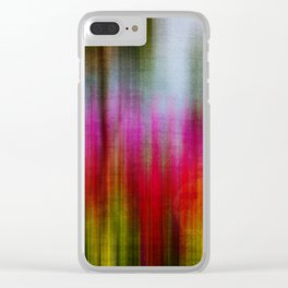 The In Crowd Clear iPhone Case