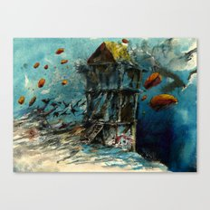 son miras Canvas Print