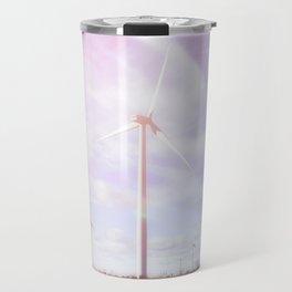 Wind Turbines 2 #ethereal Travel Mug