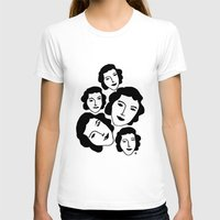women T-shirts featuring Women by Emmanuelle Ly