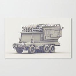 Unimog Canvas Print