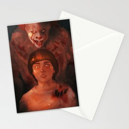 Pennywise and Will Stationery Cards