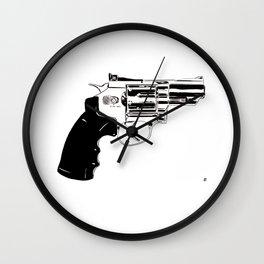Gun #27 Wall Clock