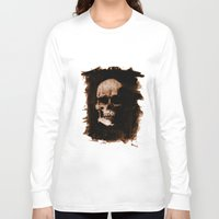 anatomy Long Sleeve T-shirts featuring Anatomy by Notwhatnot