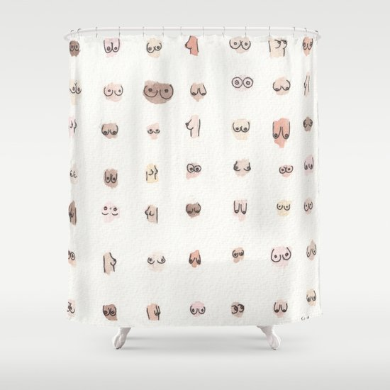 Humor Shower Curtains | Society6
