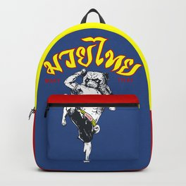 Pug Muay Thai Backpack