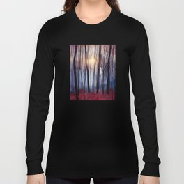 Red Feather Dance Long Sleeve T-shirt