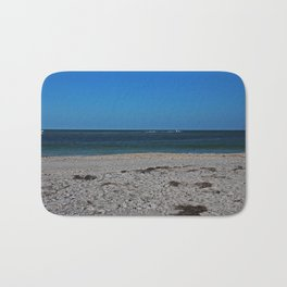 A Lovely Point of View Bath Mat