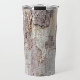 Bark of plane tree Travel Mug