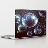 disco Laptop & iPad Skins featuring Disco by Elle