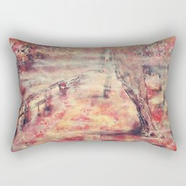 Autumn Pastures Rectangular Pillow