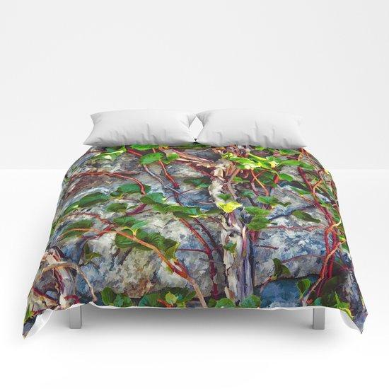 Climbing Vines - Nature's Art Work Comforters