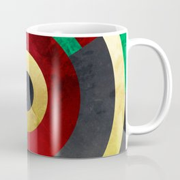 The Eye of Rasta Coffee Mug