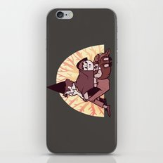 Over the Garden Wall iPhone & iPod Skin
