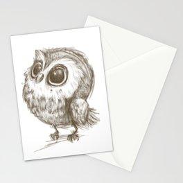 Lil' Owl Stationery Cards