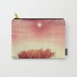 The Bush under the Moon Carry-All Pouch