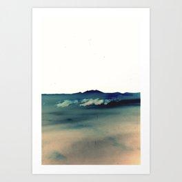 seewolken Art Print