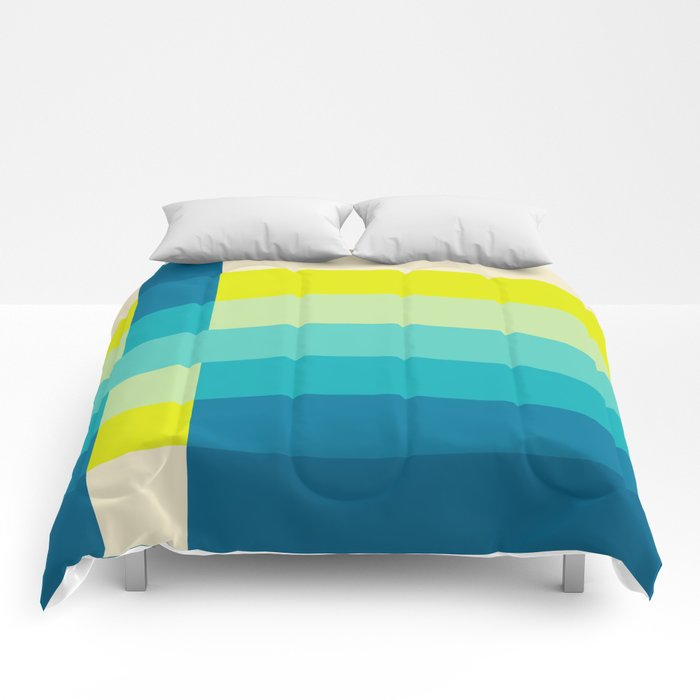 colored stripes 04 Comforters