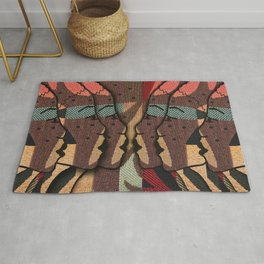 African Tapestry Rug