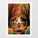 Autumn by sweetlaziness