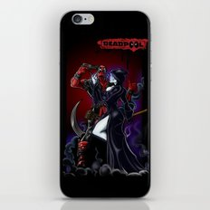 Deadpool iPhone & iPod Skin