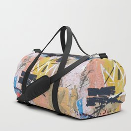 Boom For Real Duffle Bag