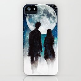 Show Me The Stars iPhone Case