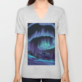 His Dark Materials Unisex V-Neck