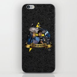 Live Long and Prospurrr... iPhone Skin