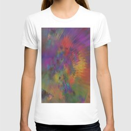 the eye of the universe T-shirt