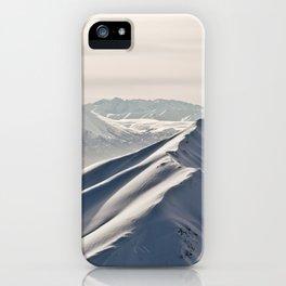 Talkeetna Mountains iPhone Case