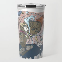 Coughin' Travel Mug