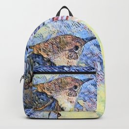 Sing Little Wren Backpack