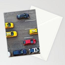 NYC Traffic Stationery Cards