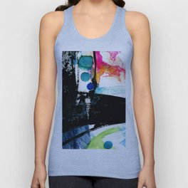 Ecstasy Dream No. 8 by Kathy Morton Stanion Unisex Tank Top