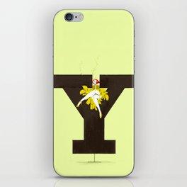 Yves & Rockwell iPhone Skin