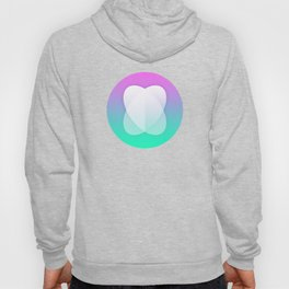 Two Hearts VII Hoody