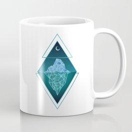 Iceberg Geometric Coffee Mug