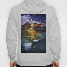 Colorful Sunrise Hoody