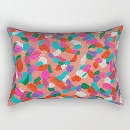 Coral Reef Delight Rectangular Pillow