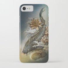Koi and Lotus iPhone 7 Slim Case