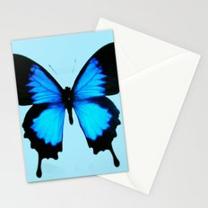 Enchanted Blue Stationery Cards
