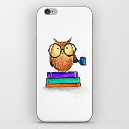 Oliver the Owl iPhone Skin